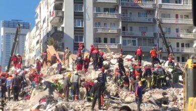 Photo of Землетрясение в Турции: число погибших возросло до 42