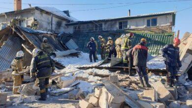 """Photo of """"Люди кричали и плакали"""": очевидцы рассказали о взрыве, прогремевшем в Нур-Султане"""