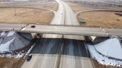 "Photo of ""Танцующий"" мост починили"