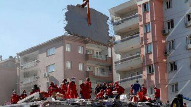 Photo of Трехлетнюю девочку спасли через 65 часов после землетрясения в Турции