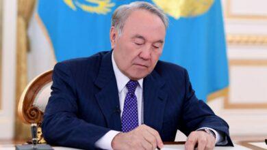 Photo of Назарбаев поздравил избранного Президента США Джозефа Байдена