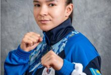 Photo of Акмолинская спортсменка стала чемпионом РК по боксу
