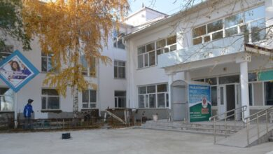 Photo of ДКЗ: завершается ремонт больницы в Егиндыкольском районе