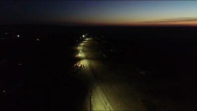 Photo of В селах Жаксынского района установили уличное освещение