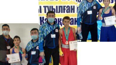 Photo of Три «бронзы» чемпионата Казахстана у акмолинских боксеров