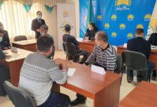 Photo of Подучетные отдела пробации Шортандинского района ДУИС приняли участие в ярмарке вакансий