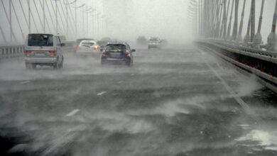 Photo of Туман, низовая метель и усиление ветра ожидаются 15 ноября