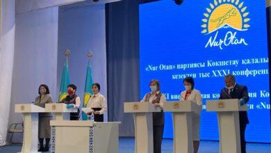 Photo of Больше женщин и молодежи: в Кокшетау партийцы определились с кандидатами от «Nur Otan» на выборы в маслихаты