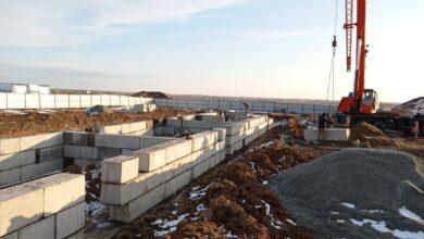 Photo of Строительство многоэтажки началось в Шортанды