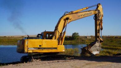 Photo of Завершен ремонт плотины в Жаксынском районе