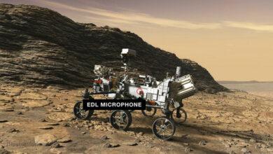 Photo of Аппарат по поиску жизни летит к Марсу: NASA опубликовало звукозапись