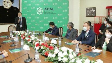 Photo of Представители партии «ADAL» встретились с жителями Тараза
