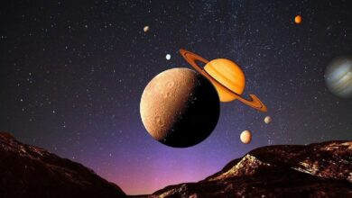 Photo of Рекордное сближение Юпитера и Сатурна произойдет в понедельник