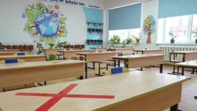 Photo of В 25 кокшетауских школах выявили коронавирус