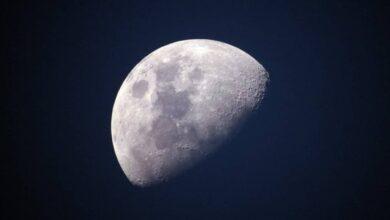 Photo of Британские ученые: Луна – обломок другой планеты