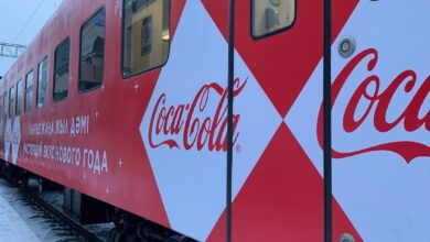 Photo of Поезд к Санте будет ездить из столицы в Бурабай