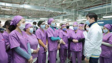 Photo of Представители партии «Nur Otan» посетили предприятия Шымкента