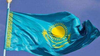 Photo of Флаг Казахстана украсил самое высокое здание в мире – видео