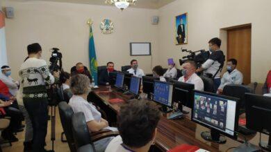 Photo of Представители Народной партии Казахстана встретились с коллективом Многопрофильной областной больницы
