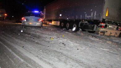 Photo of Смертельная «встречка»: трое погибли в ДТП в Акмолинской области