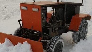 Photo of Акмолинский кулибин: житель Державинска собрал мини-трактор своими руками
