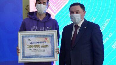 Photo of Год волонтера: лучших добровольцев наградили в Акмолинской области