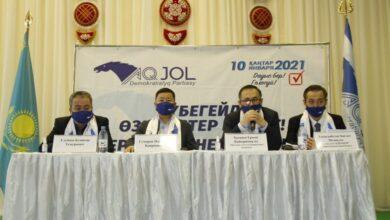 Photo of Представители партии «Ак жол» провели встречу с жителями Западно-Казахстанской области