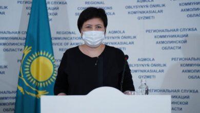 Photo of «Ситуация как в июне»: о приросте больных в 1,7 раз сообщила Мусина