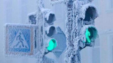 Photo of Мороз до -35 ожидается в Акмолинской области