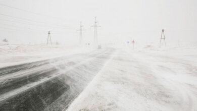 Photo of Метель: 84 человека эвакуировано на акмолинских дорогах за прошедшие сутки