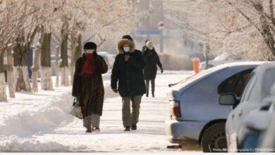 Photo of Обновлены данные о случаях инфицирования коронавирусом в Казахстане