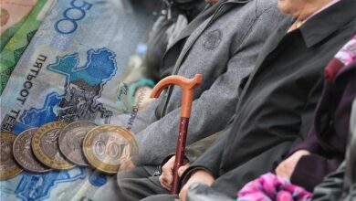 Photo of Пенсия по возрасту повысилась в Казахстане