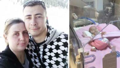 Photo of Родилась на заправке в Турции: маленькая Полина снова в опасности