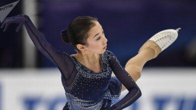 Photo of Ледяная красота: Элизабет Турсынбаева каталась в Боровом под песню Димаша – видео
