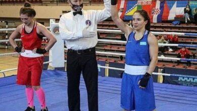 Photo of Дина Жоламан выиграла международный турнир в Сербии