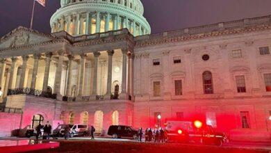Photo of Впервые за 200 лет: Капитолий захватили протестующие