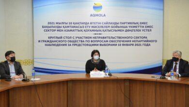 Photo of В Акмолинской области рассказали о готовности наблюдателей для работы на выборах