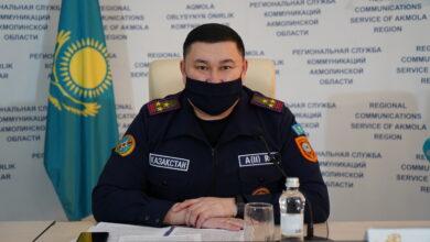 Photo of 67 пожаров произошло в Акмолинской области за две недели текущего года
