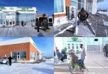 Photo of ЦОНы Акмолинской области адаптированы для нужд лиц с ограниченными возможностями
