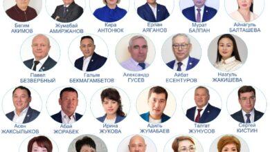 Photo of Утвержден список распределения депутатских мандатов облмаслихата