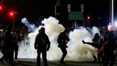 Photo of В двух городах США прошли беспорядки после инаугурации Байдена