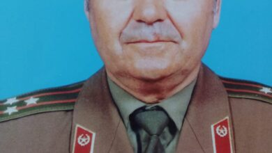 Photo of Скончался ветеран органов гражданской защиты Евгений Перлей