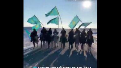 Photo of Челлендж «Менің Отаным, Менің туым» стартовал в Акмолинской области