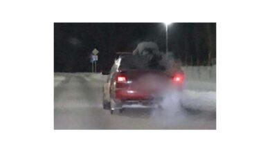 Photo of Мужчина катался на крыше авто в Павлодаре: водителя оштрафовали