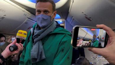"""Photo of Навальный прокомментировал реакцию Путина на его расследование о """"дворце"""""""