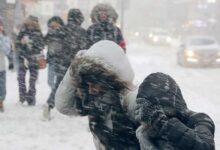 Photo of Штормовое предупреждение объявлено в Акмолинской области