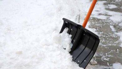 Photo of «Снежный десант»: акмолинская молодежь приняла участие в акции по очистке снега