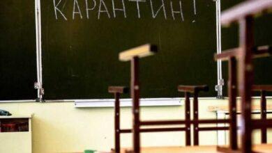 Photo of Восемь школ ушли на дистанционку в Кокшетау