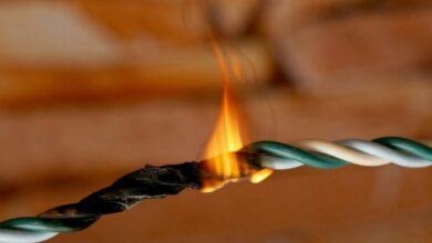 Photo of 17 пожаров произошло за прошедшую неделю в Акмолинской области