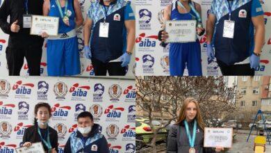 Photo of Акмолинская боксерша стала чемпионкой Казахстана